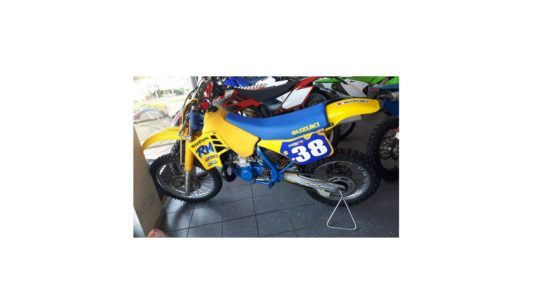 Suzuki RM 250