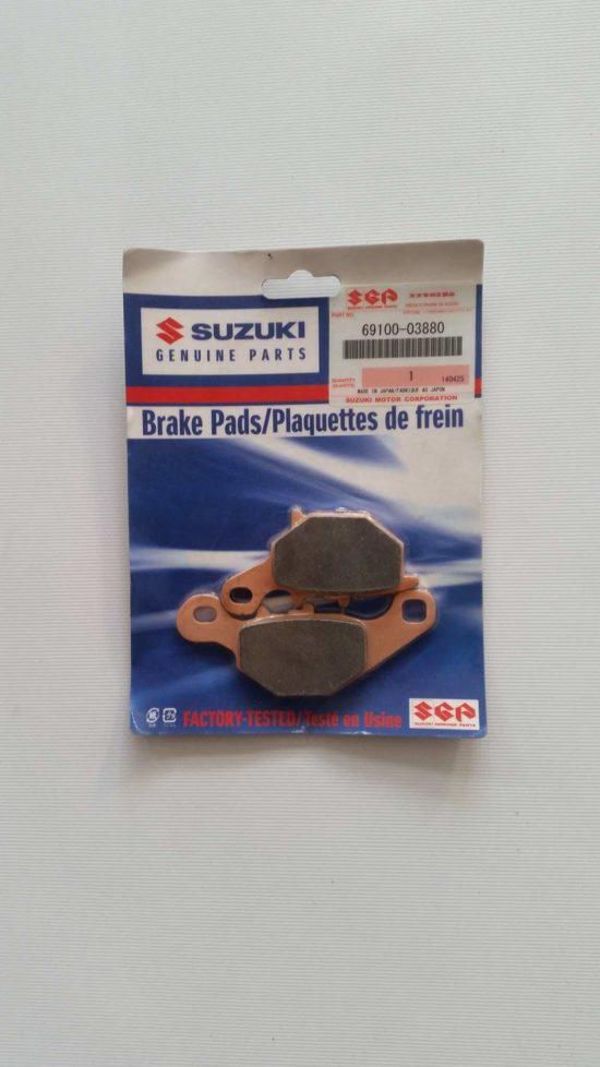 Pastiglie Freno Suzuki Rm 85