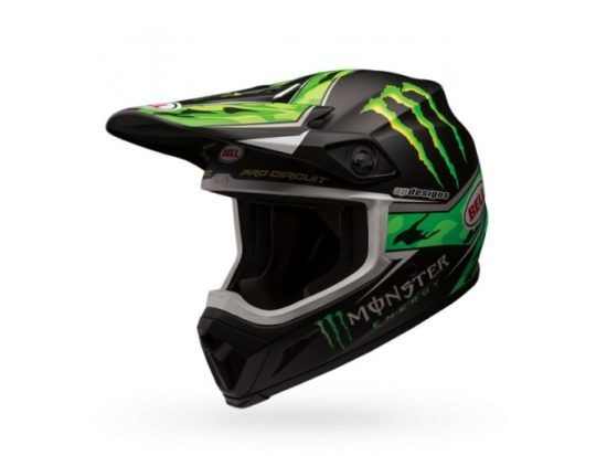 Casco Bell Mx-9 Monster