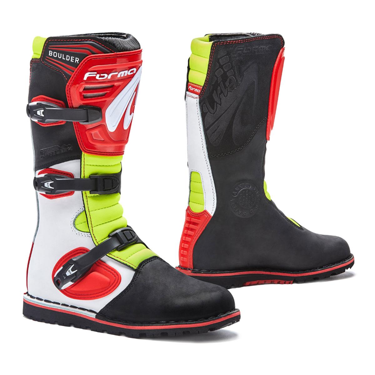 migliori scarpe da ginnastica 0ae95 68f06 Stivali da trial Forma - Mototecnica Online