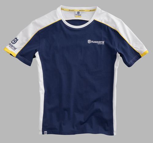 T-shirt Husqvarna Team Tee