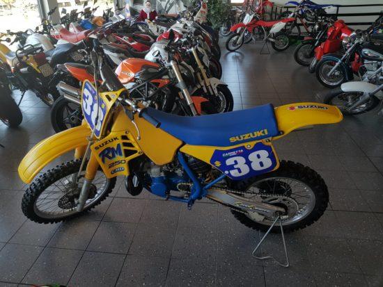 Suzuki Rm 250 1988