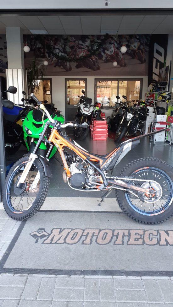 Scorpa Twenty 300